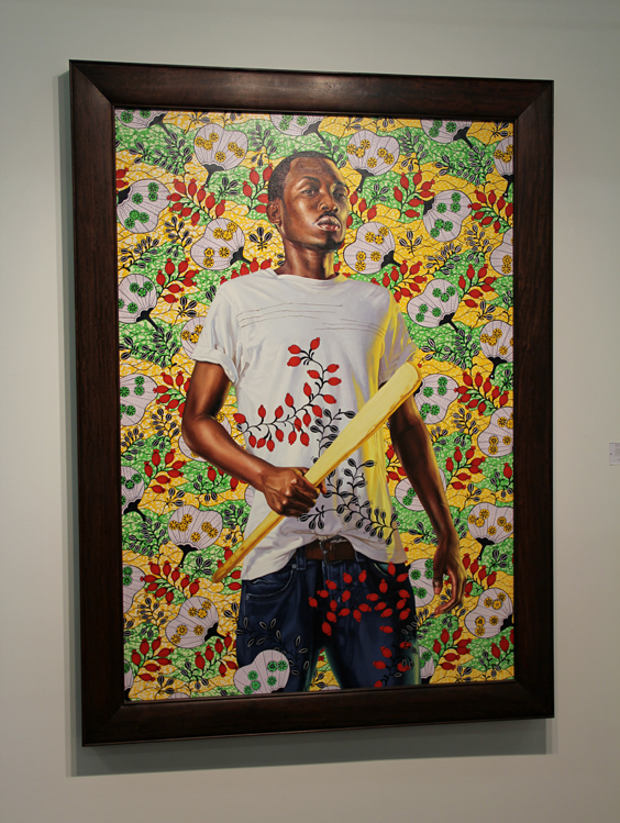 Armory100_KehindeWiley_GalerieDanielTemplon_Paris