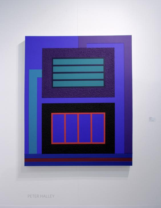 Armory2014_PeterHalley_GalerieForsblom
