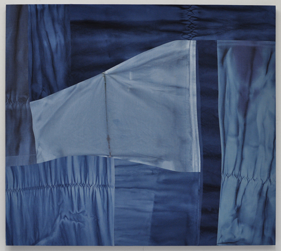 ColleenHeslin_2014_BlueMonochrome48x54inc_Inkand_dye_on_cotton_564