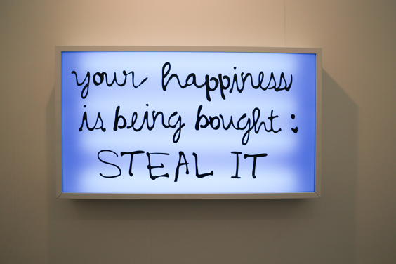 FL14_M_Sam-Durant-(Your-happiness-is-being-Bought--Steal-it)-Sadie-Coles-(1-of-2)