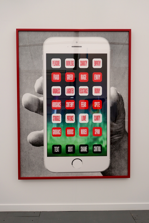FNY15_BarbaraKruger_Untitled(Connect)2015_SpruthMagers