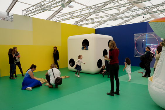 FriezeLondon2014_Gagosian