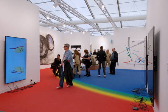 FriezeLondon2014_Lisson