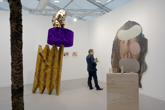 FriezeLondon2014_WorkplaceGallery