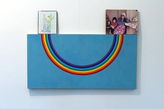 Joel-Kyack-at-Francois-Ghebaly-Gallery-(2),-Frieze-Focus,-Frieze-London-2015,-photo-Guy-Sangster-Adams