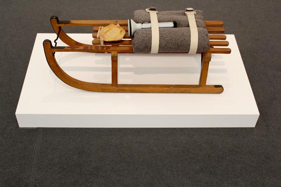 Joseph-Beuys-at-Corbett-vs-Dempsey,-Frieze-Masters-2015,--Frieze-London-2015,-photo-Guy-Sangster-Adams