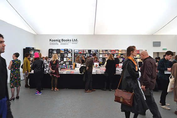 Koenig_Bookshop_Frieze2013