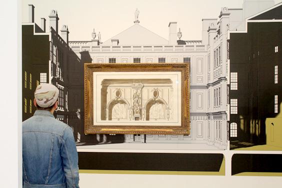 Pablo-Bronstein-at-Herald-Street-(1),-Frieze-London-2015,-photo-Guy-Sangster-Adams